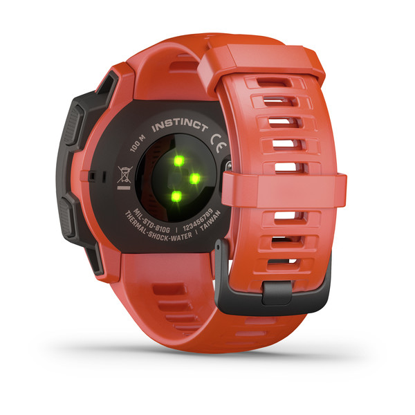 Instinct Flame Red 7